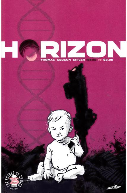 Horizon #10 [Image Comic]