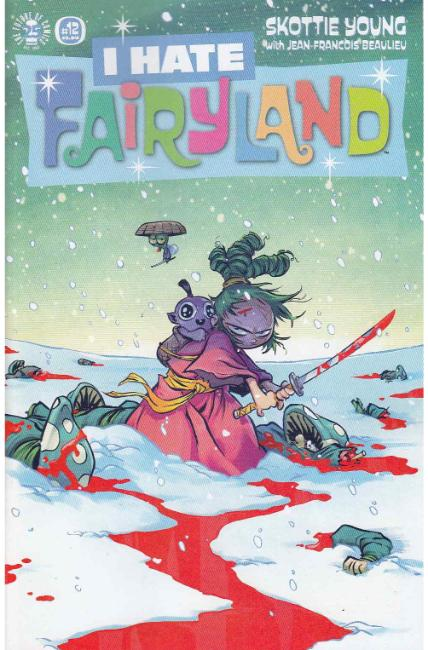 I Hate Fairyland #12 Cover A [Image Comic] THUMBNAIL
