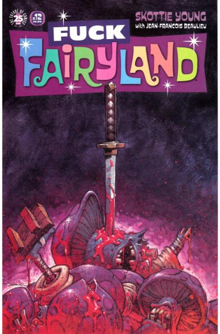 I Hate Fairyland #12 Cover B [Image Comic] THUMBNAIL