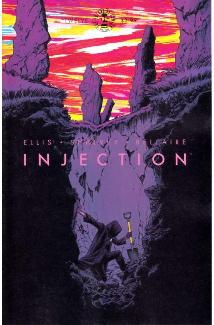 Injection #12 Cover A [Image Comic] THUMBNAIL