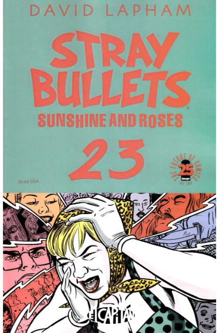Stray Bullets Sunshine & Roses #23 [Image Comic]_THUMBNAIL