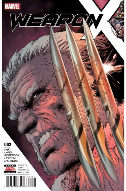 Weapon X #2 [Marvel Comic]