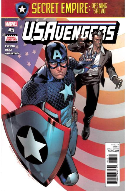US Avengers #5 [Marvel Comic]
