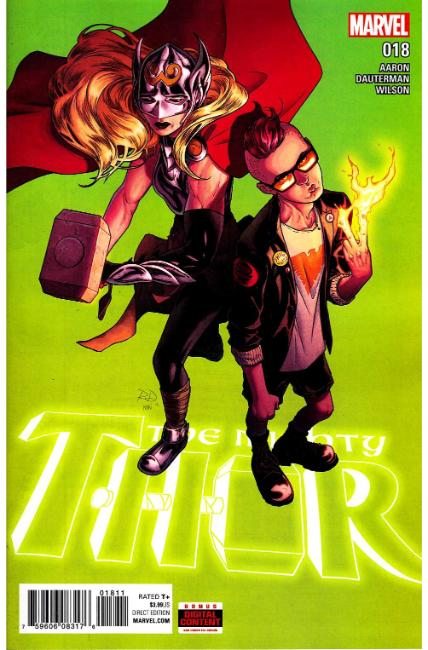 Mighty Thor #18 [Marvel Comic]