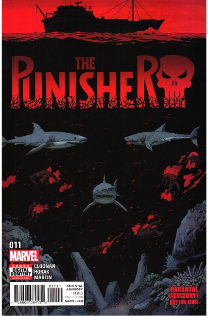 Punisher #11 [Marvel Comic] THUMBNAIL