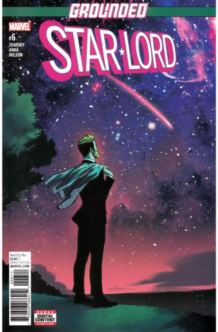 Star-Lord #6 [Marvel Comic]