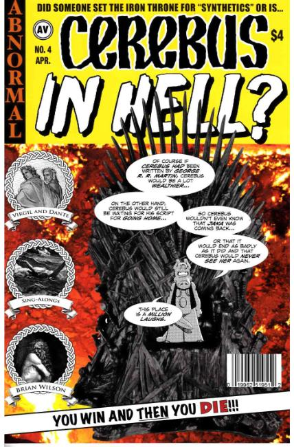 Cerebus in Hell #4 [Aardvark Comic]_THUMBNAIL