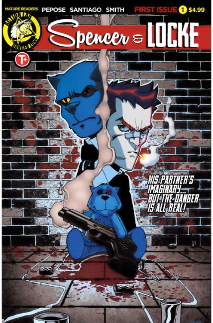 Spencer and Locke #1 Cover C [Action Lab Comic] THUMBNAIL