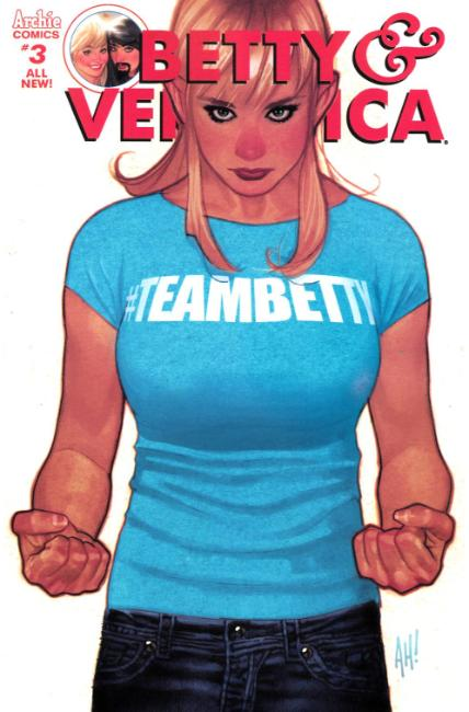 Betty & Veronica #3 Cover A [Archie Comic] LARGE