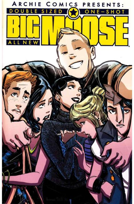 Big Moose (One Shot) Cover A [Archie Comic] LARGE