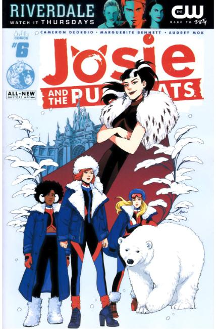 Josie & the Pussycats #6 Cover A [Archie Comic] THUMBNAIL