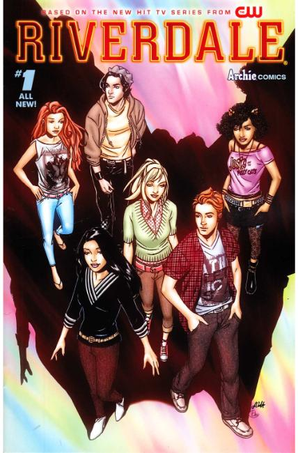 Riverdale (Ongoing) #1 Cover A [Archie Comic] THUMBNAIL