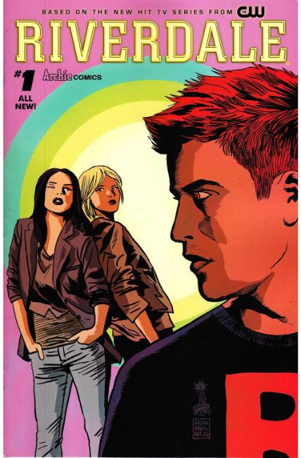 Riverdale (Ongoing) #1 Cover C [Archie Comic] THUMBNAIL