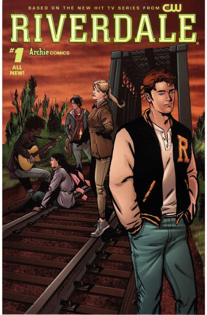 Riverdale (Ongoing) #1 Cover D [Archie Comic] THUMBNAIL