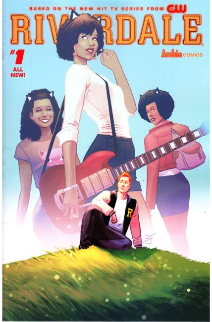 Riverdale (Ongoing) #1 Cover F [Archie Comic] THUMBNAIL