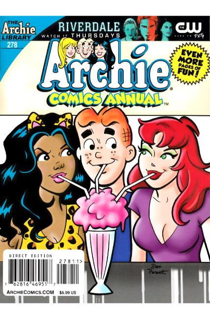 Archie Comics Annual Digest #278 [Archie Comic] THUMBNAIL