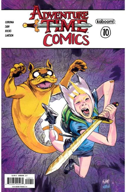 Adventure Time Comics #10 [Boom Comic]