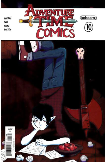 Adventure Time Comics #10 Subscription Cover [Boom Comic]