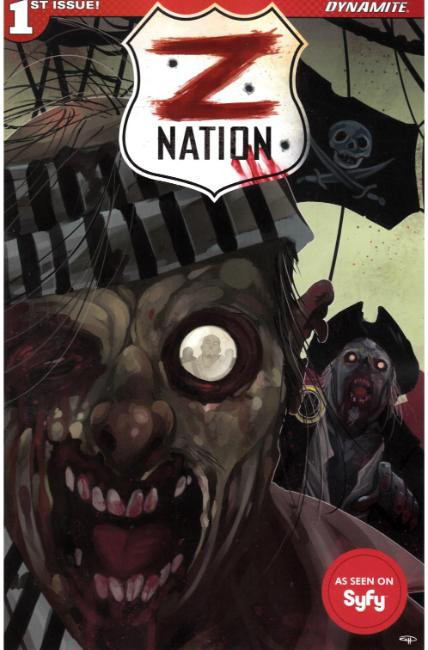 Z Nation #1 Cover A [Dynamite Comic] THUMBNAIL