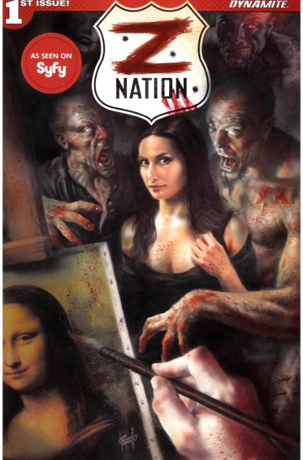 Z Nation #1 Cover B [Dynamite Comic] THUMBNAIL