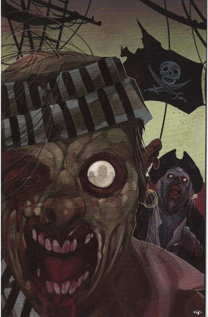 Z Nation #1 Cover D- Medri Virgin Incentive [Dynamite Comic] THUMBNAIL