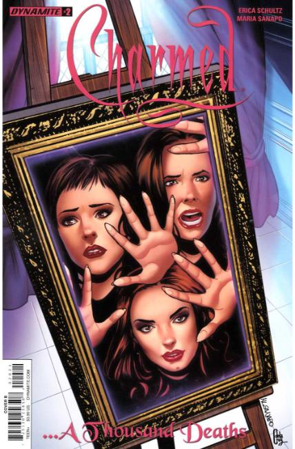 Charmed #2 Cover B [Dynamite Comic]