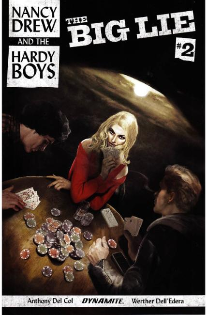 Nancy Drew Hardy Boys #2 Cover A [Dynamite Comic] THUMBNAIL