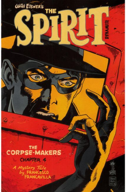 Will Eisner Spirit Corpse Makers #4 [Dynamite Comic]_THUMBNAIL