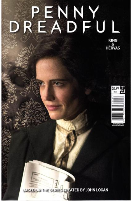 Penny Dreadful #1 Cover C [Titan Comic]