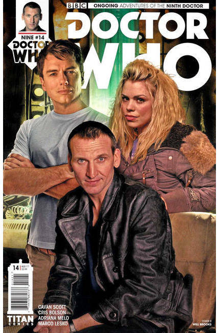 Doctor Who 9th Doctor #14 Cover B [Titan Comic] THUMBNAIL