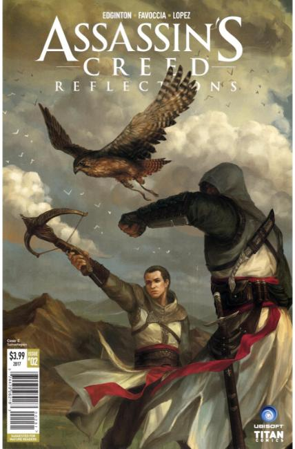 Assassins Creed Reflections #2 Cover C [Titan Comic]