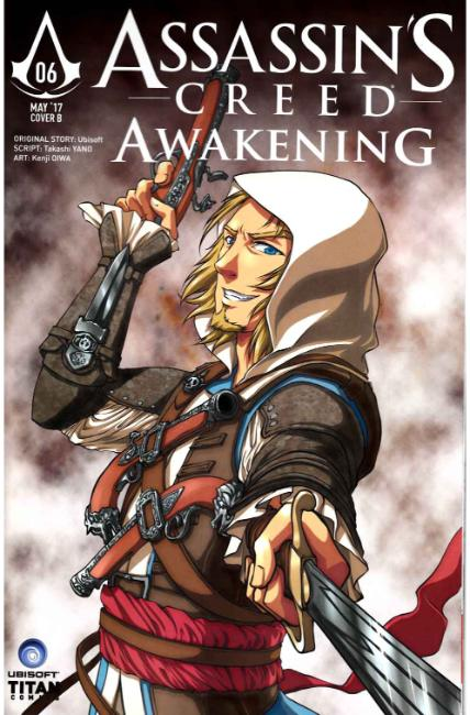 Assassins Creed Awakening #6 Cover B [Titan Comic] THUMBNAIL