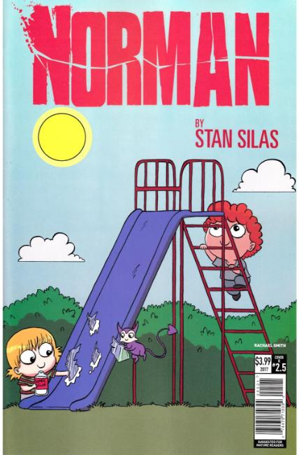 Norman First Slash #5 Cover B [Titan Comic] THUMBNAIL