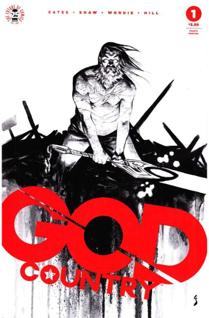 God Country #1 Fourth Printing [Image Comic] THUMBNAIL