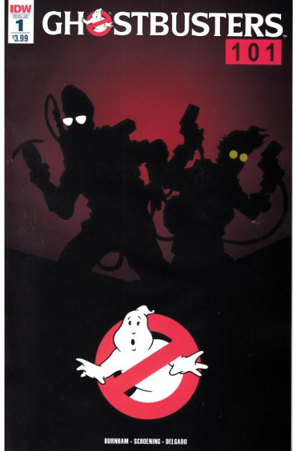 Ghostbusters 101 #1 Second Printing [IDW Comic] THUMBNAIL