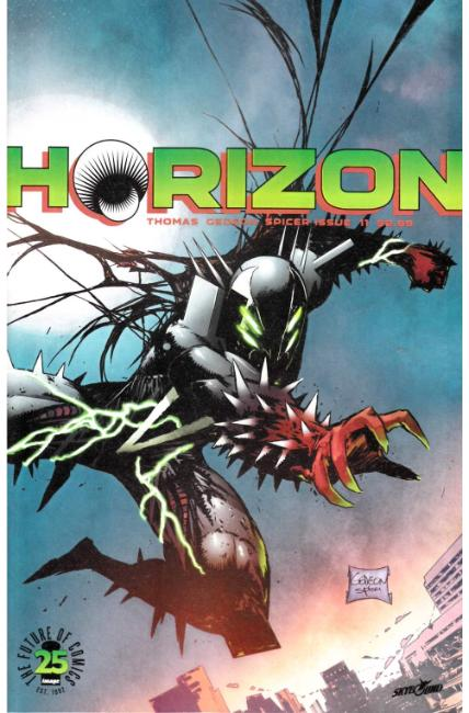 Horizon #11 Cover B [Image Comic]