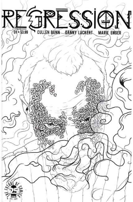 Regression #1 Cover C [Image Comic] THUMBNAIL