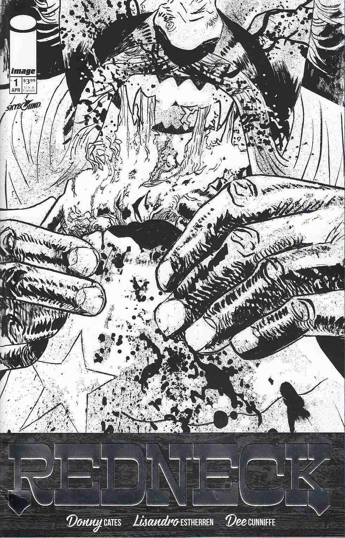 2017 REDNECK #5 Image near mint comics