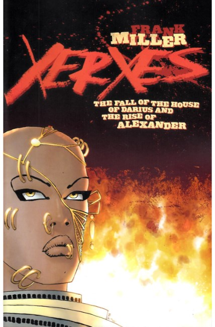 Xerxes Fall of the House of Darius #1 [Dark Horse Comic] THUMBNAIL