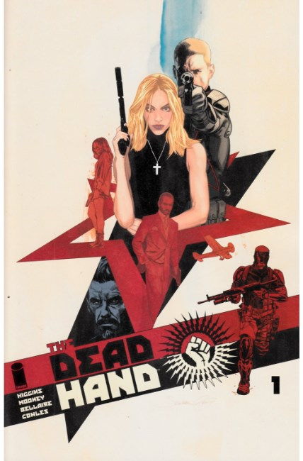 Dead Hand #1 [Image Comic] LARGE