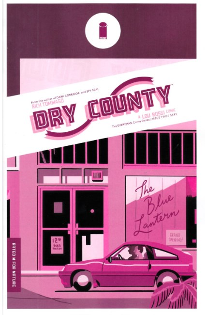 Dry County #2 [Image Comic] LARGE