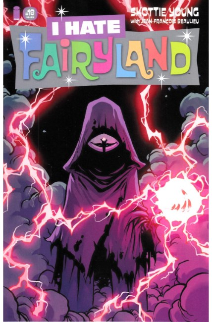 I Hate Fairyland #18 Cover A [Image Comic] THUMBNAIL