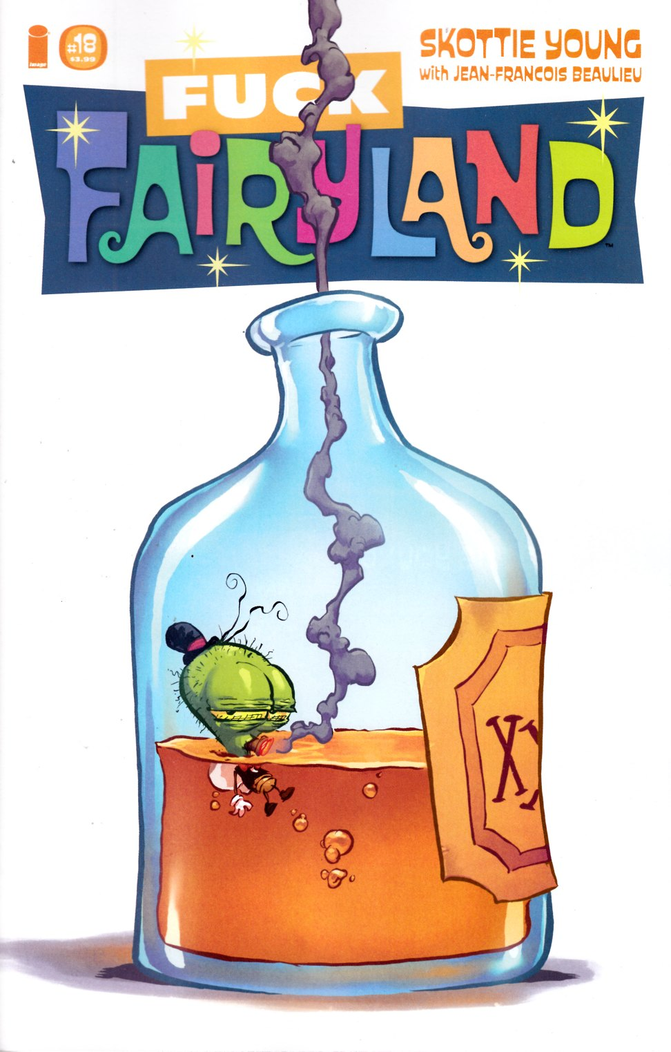 I Hate Fairyland #18 Cover B [Image Comic] THUMBNAIL