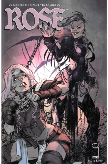 Rose #10 Cover A [Image Comic] LARGE