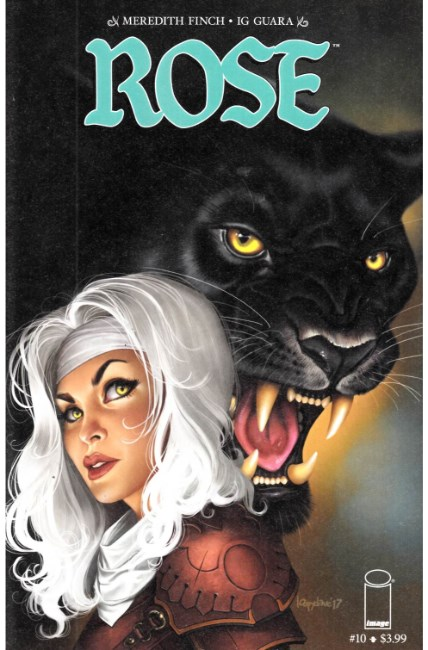 Rose #10 Cover B [Image Comic] LARGE