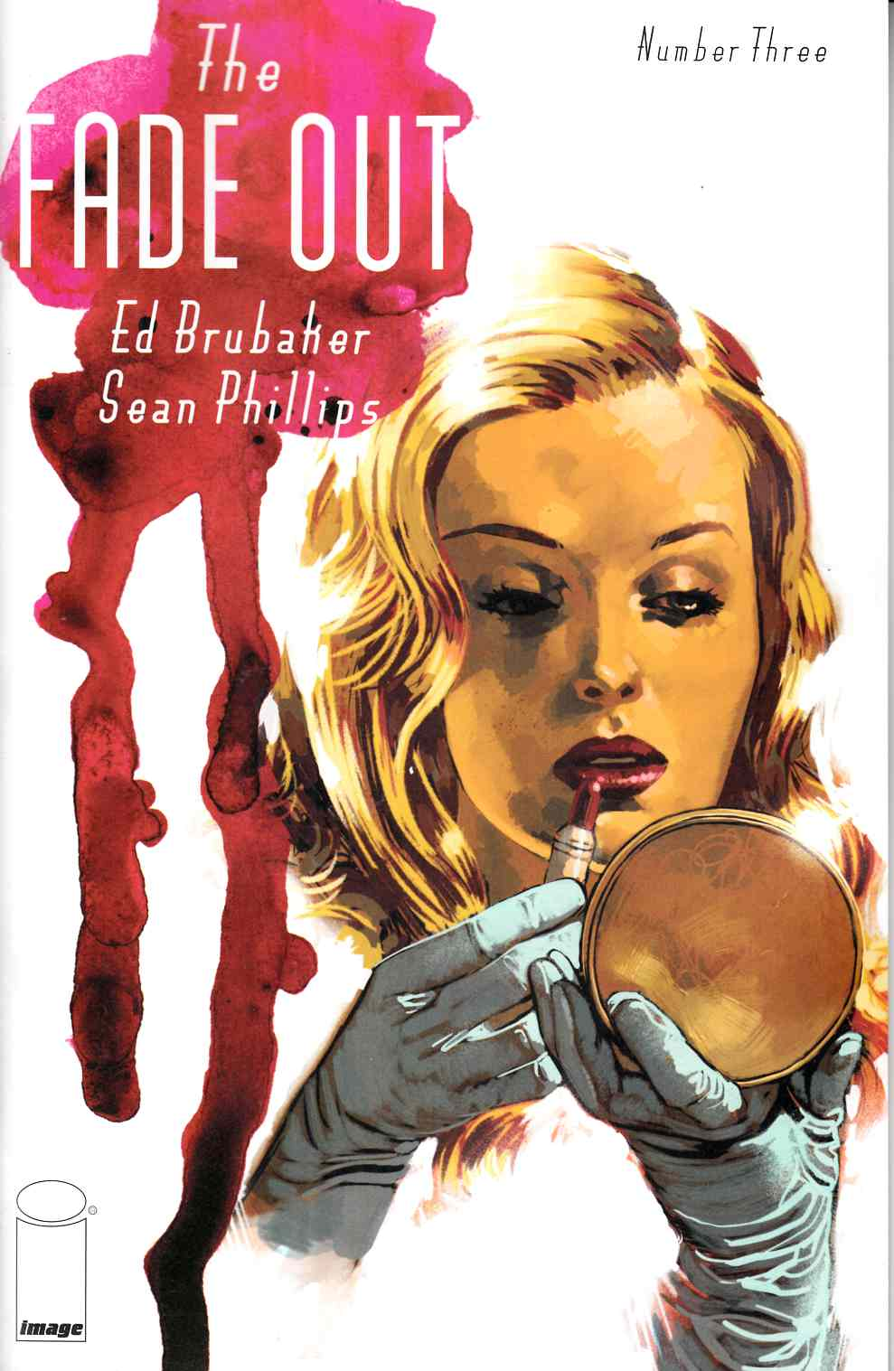 Fade Out #3 [Image Comic] THUMBNAIL