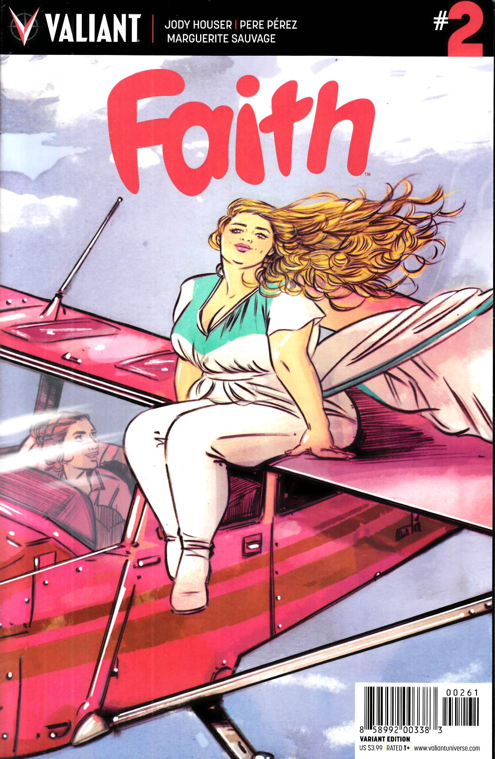 Faith (Ongoing) #2 Cover F- Lotay Incentive [Valiant Comic] LARGE