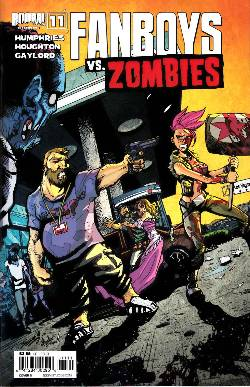Fanboys vs Zombies #11 Cover B [Comic]_LARGE