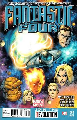 Fantastic Four #2 Second Printing (Now) [Comic]_LARGE