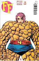 Ff #4 Allred Incentive Variant Cover (Now) [Comic] THUMBNAIL